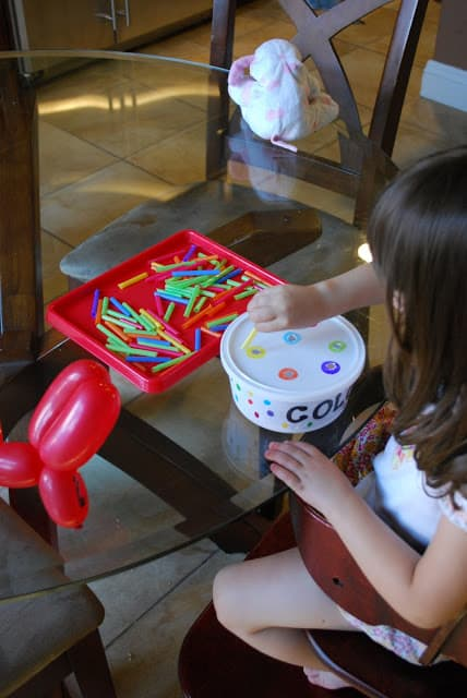 fine motor skills game for kids