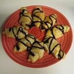 Guest Post from This Mom's Happy Life: Peanut Butter Chocolate Chip Crescents