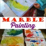 Marvelous Marble Painting
