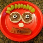 Food Fun Friday – Breakfast Face