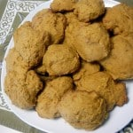 Food Fun Friday – Guest Post from Mostly Food and Crafts – Pumpkin Cake Cookies