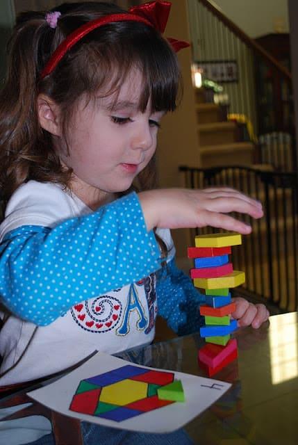 Coolmathgames Com Christmas Ornaments: Pattern Block Math Game