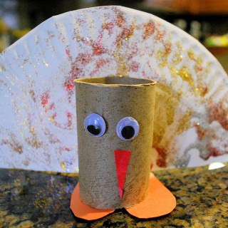 Paper Roll Turkey