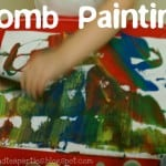 Comb Painting – Guest Post From Tutus and Tea Parties