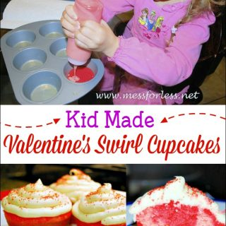 Food Fun Friday – Valentine's Day Cupcakes
