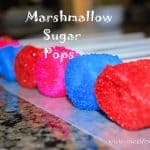 Food Fun Friday – Marshmallow Sugar Pops