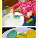 Decorating Easter Egg Cookies – Food Fun Friday