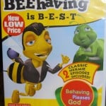 Review and Giveaway: BEEhaving is B-E-S-T, Hermie DVD from Max Lucado