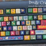 Painted Keyboard – Guest Post from Doodlecraft