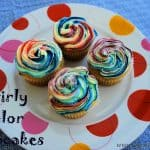Food Fun Friday: 4th of July Desserts – Patriotic Cupcakes
