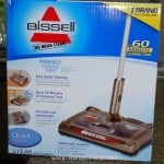 Review and Giveaway: Bissell Perfect Sweep Turbo®