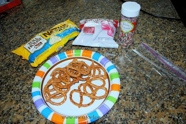 pretzel bark ingredients