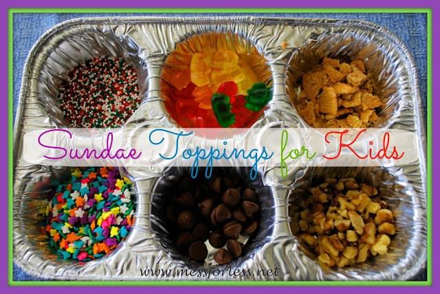 Sundae Toppings