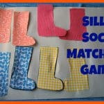 Silly Sock Matching Game