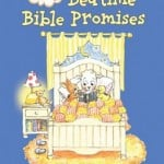 Review and Giveaway: Really Woolly Bedtime Bible Promises book