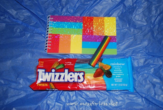 party favors for rainbow party