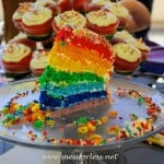 Food Fun Friday: Easy Rainbow Cake