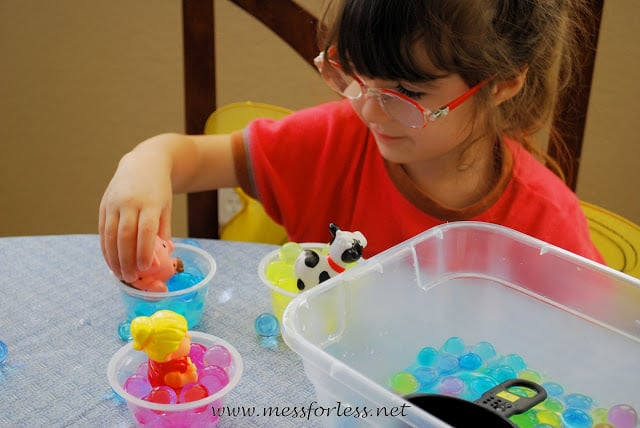 Magic Water Beads