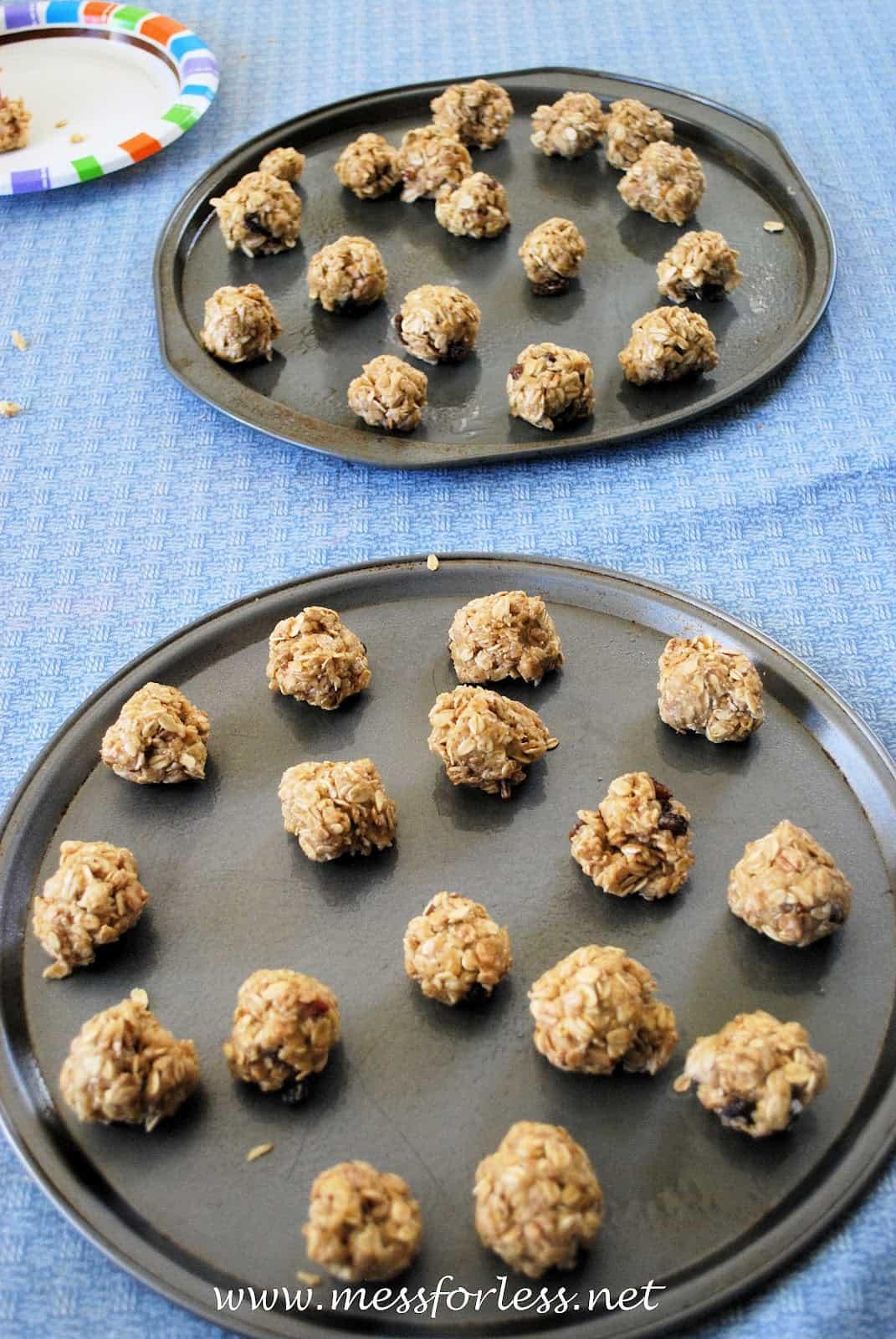 Food Fun Friday Crunchy Munchy Honeycakes Mess For Less