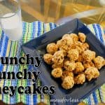 Food Fun Friday – Crunchy, Munchy Honeycakes