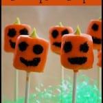 Food Fun Friday – Our Favorite Halloween Treat: Pumpkin Pops