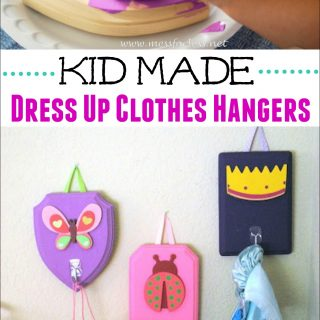 DIY Playroom Organizers