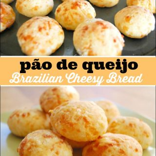 Food Fun Friday: Pão de queijo Recipe -Brazilian Cheese Bread