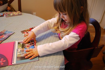 scrapbooks for kids
