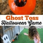 Halloween Game – Ghost Toss