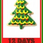 Food Fun Friday: 12 Days of Christmas Cookies