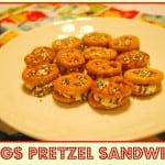 Food Fun Friday: Hugs Pretzel Sandwich