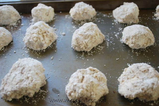 Chocolate Snowballs, #chocolate