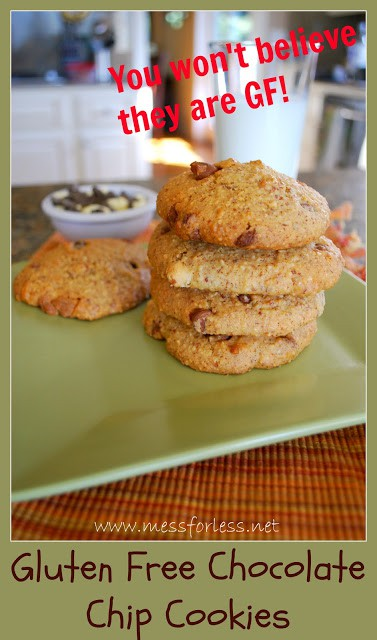Gluten Free Recipe for cookies