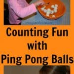 Fun Math Games: Counting Fun with Ping Pong Balls