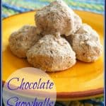 Food Fun Friday: Chocolate Snowballs