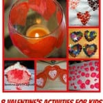 8 Kids Valentine's Day Ideas