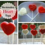 Valentine's Marshmallow Pops – Food Fun Friday