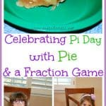 Celebrating Pi Day with Pie and a Fraction Game