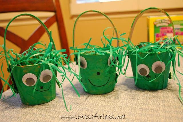 Kids Activity - Make a Leprechaun Pot of Gold