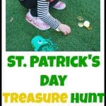 St Patrick's Day Treasure Hunt
