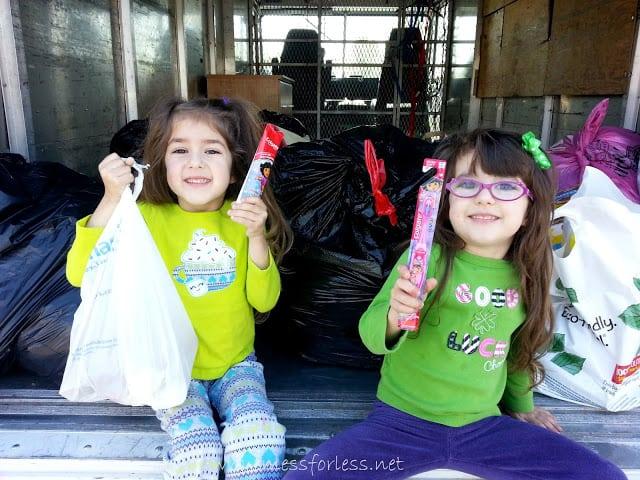 Bright Smiles, Bright Futures donation