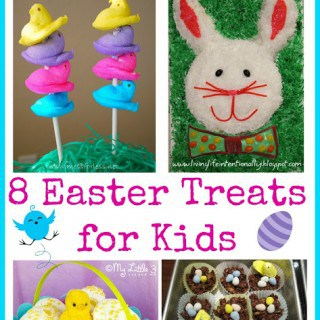 8 Easter Treats for Kids – Food Fun Friday