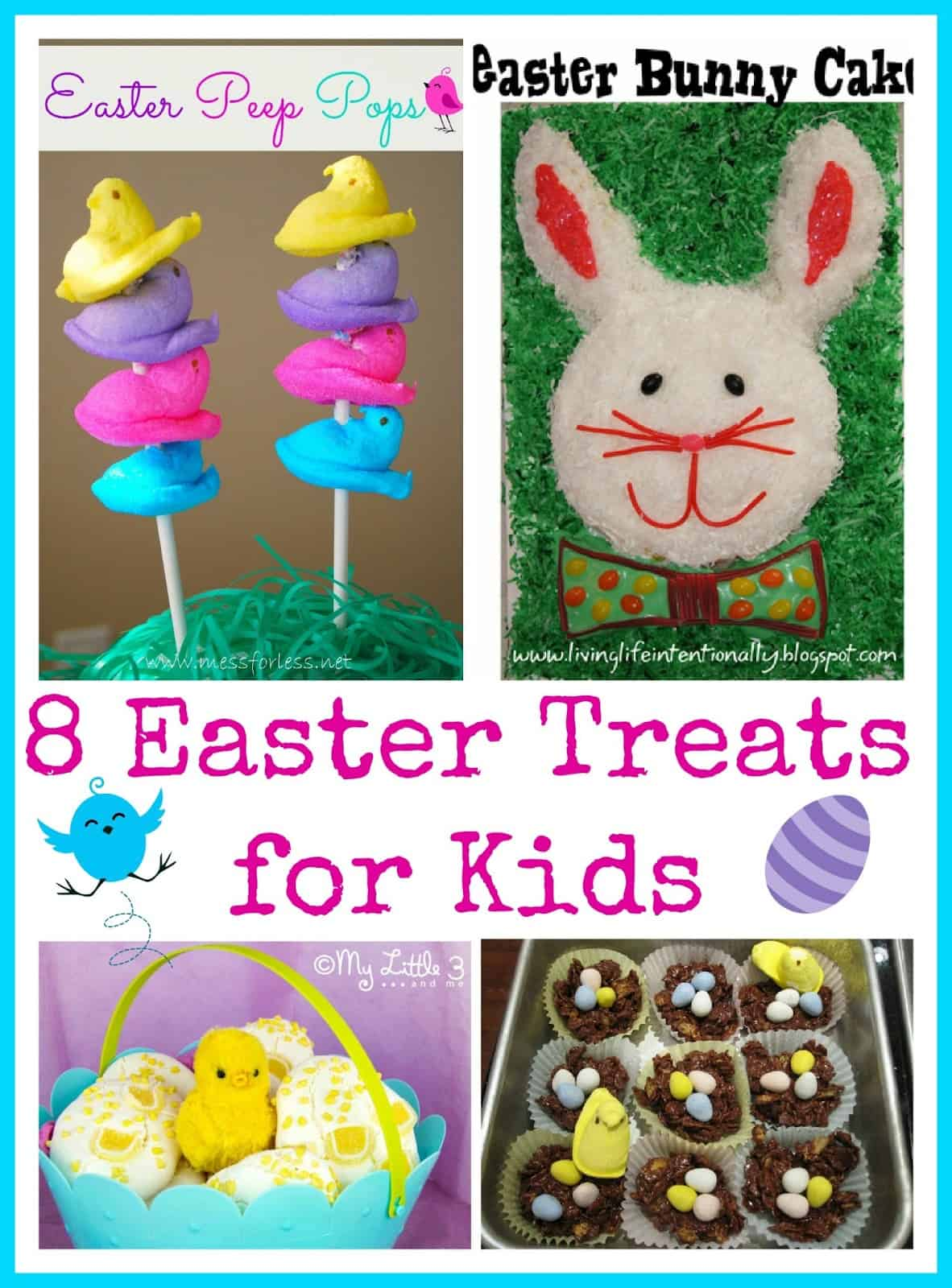 8 Easter Treats For Kids