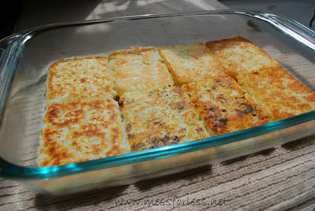Hash Browns, Frozen Meals