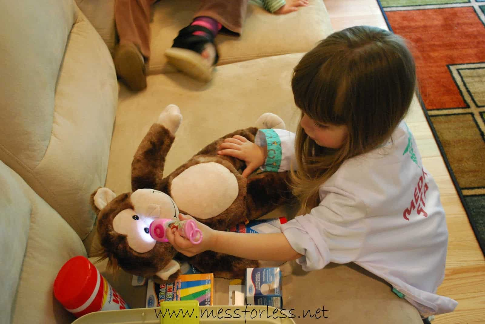 Pretend Play Vet S Office With Free
