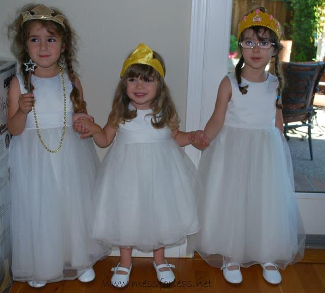 Preparing Kids for a Wedding