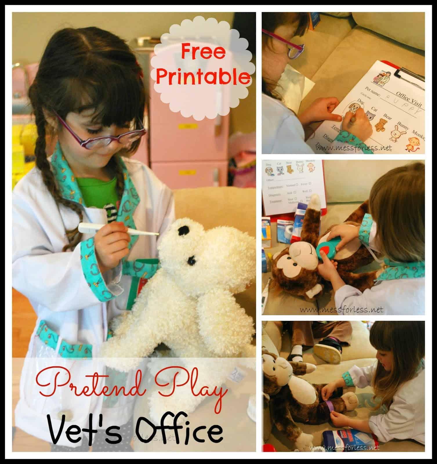 veterinar kid