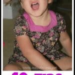 10 Tips for Surviving the Terrible Twos