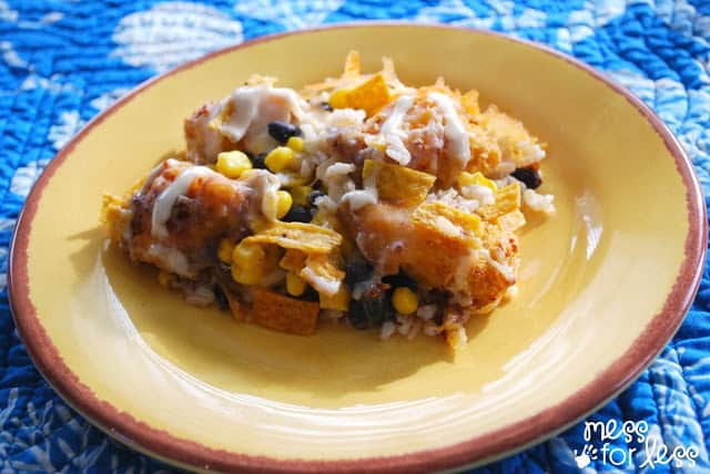 Southwestern Casserole recipe