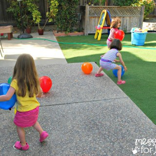 Learn Through Movement: Science – Balloon Experiments